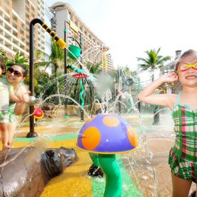 Centara Grand Mirage Beach Resort Pattya Review
